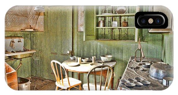 Kitchen In Bodie By Diana Sainz IPhone Case