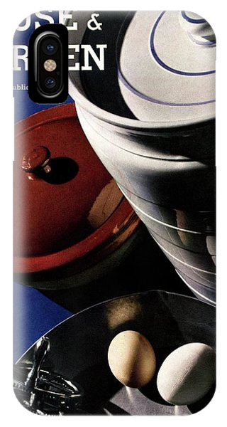 Kitchenware And Eggs IPhone Case