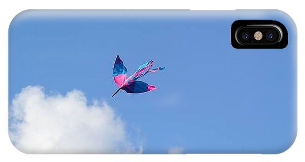 Kite At The Fort  IPhone Case