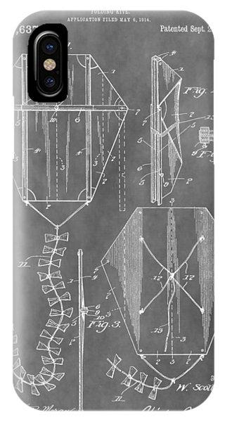 Kite Patent IPhone Case