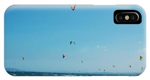 Kitesurf Lovers IPhone Case