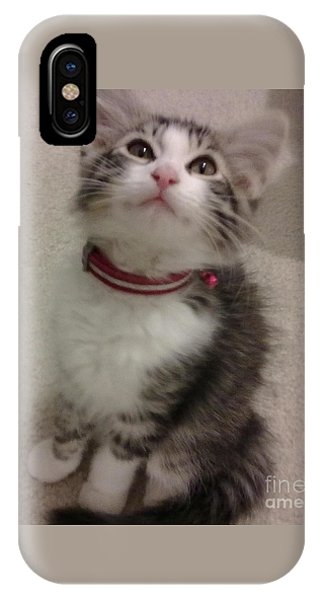 Kitty - Forgotten Innocence IPhone Case