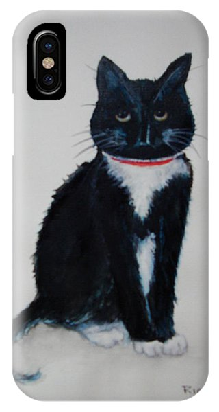 Kitty - Painting IPhone Case