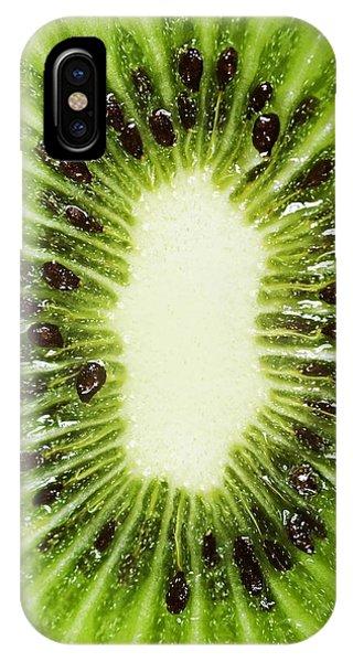 Kiwi Slice IPhone Case