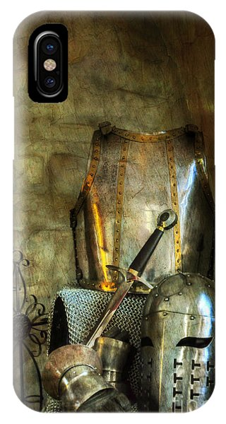 Knight - A Warriors Tribute  IPhone Case
