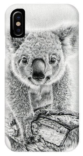 Koala Oxley Twinkles IPhone Case