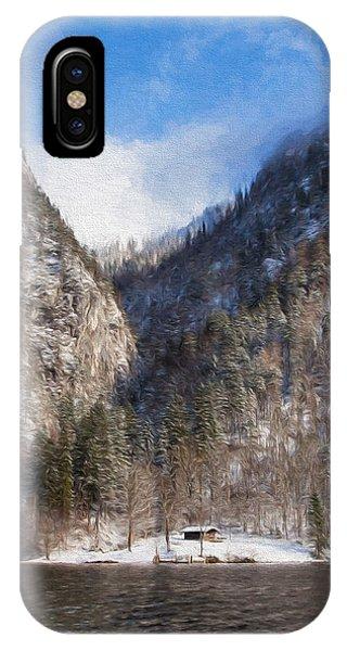 Koenigsee IPhone Case