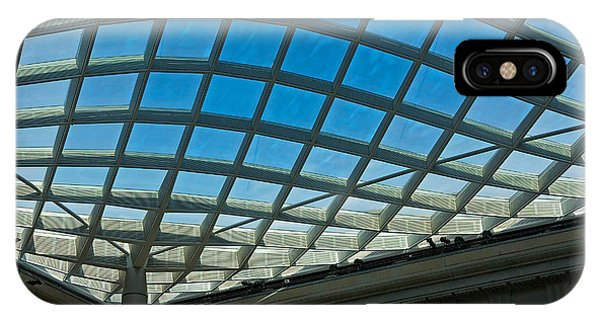 Kogod Courtyard Ceiling #3 IPhone Case