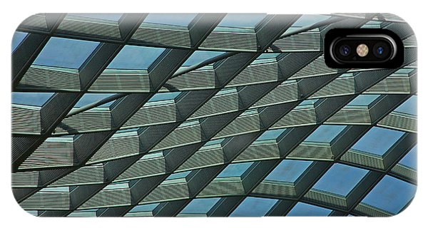 Kogod Courtyard Ceiling #6 IPhone Case
