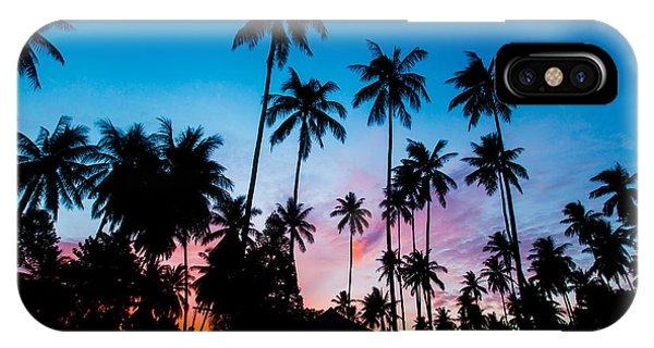 Koh Samui Sunrise IPhone Case