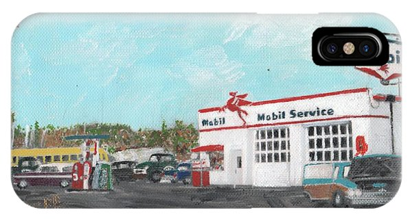 Koki's Garage IPhone Case