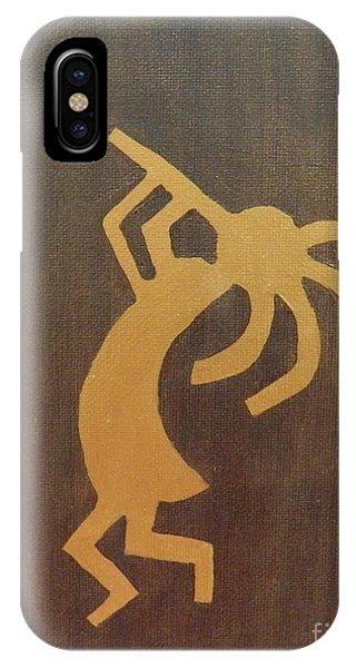 Kokopelli 1 IPhone Case