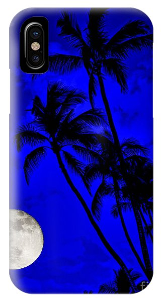 Kona Moon Rising IPhone Case