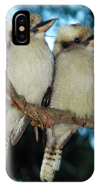 Kooka Duet IPhone Case