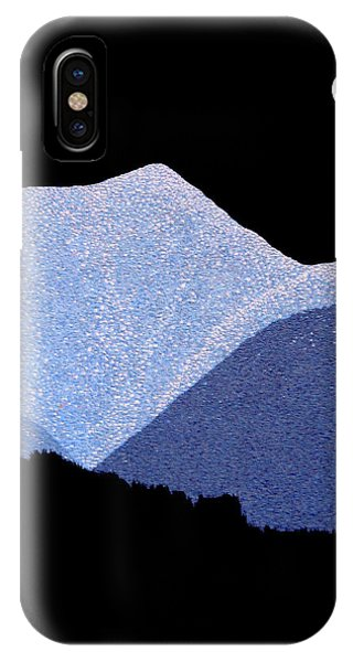 Kootenay Mountains IPhone Case