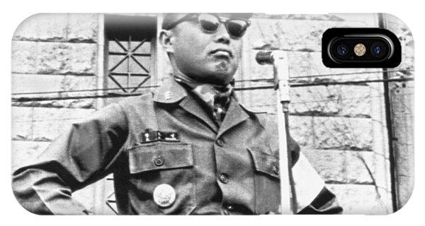 Korean Military Junta Ruler IPhone Case