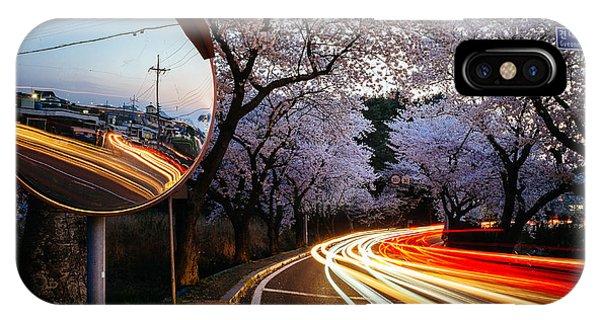 Korea's Roadside Blossoms IPhone Case