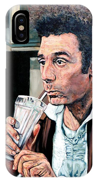 Kramer IPhone Case