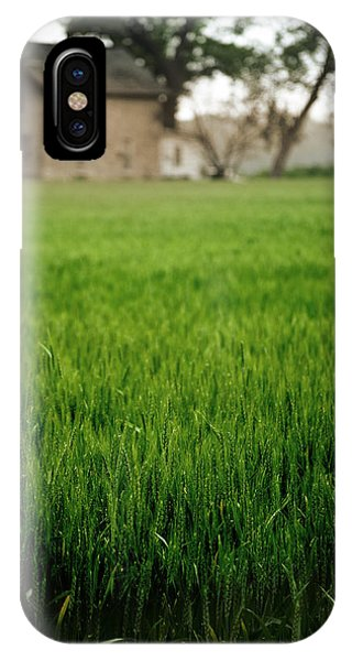 Ks Farm IPhone Case