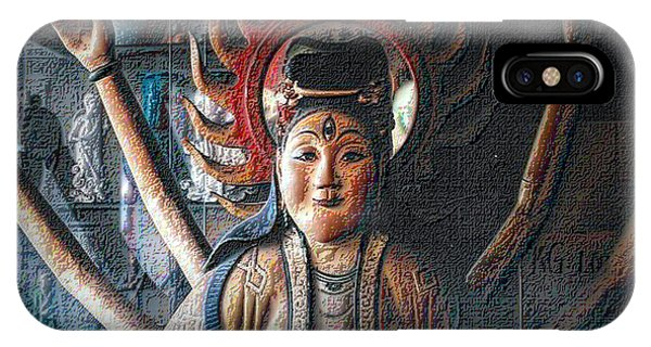 Kuan Yin IPhone Case