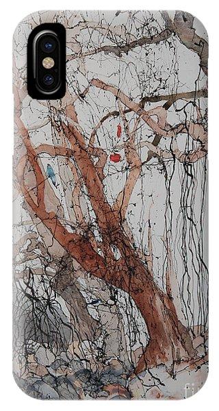 Kudzu Winter IPhone Case
