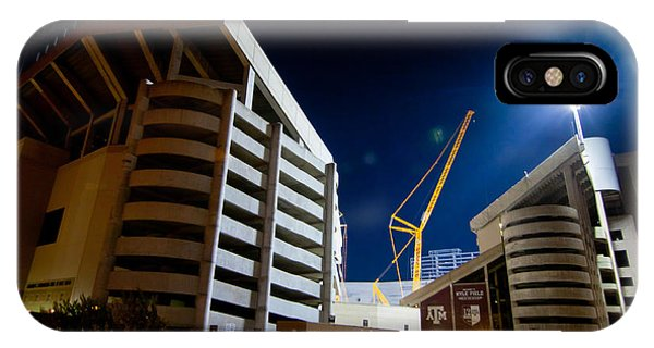 Kyle Field Construction IPhone Case