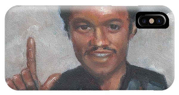 L Is For Lando IPhone Case