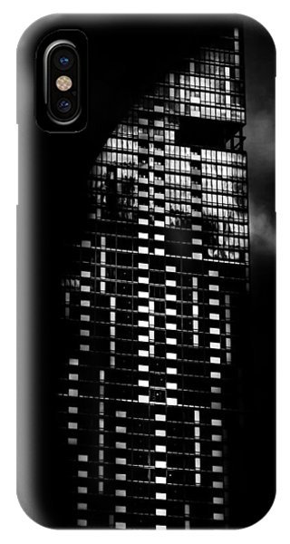 IPhone Case featuring the photograph L Tower Toronto Canada by Brian Carson
