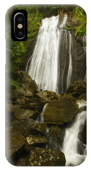 La Coca Falls  IPhone Case