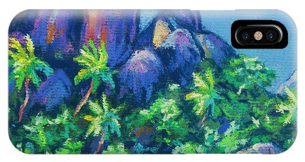 Micronesia iPhone Case - La Digue Square by John Clark