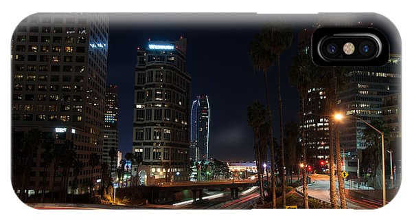 La Down Town 2 IPhone Case