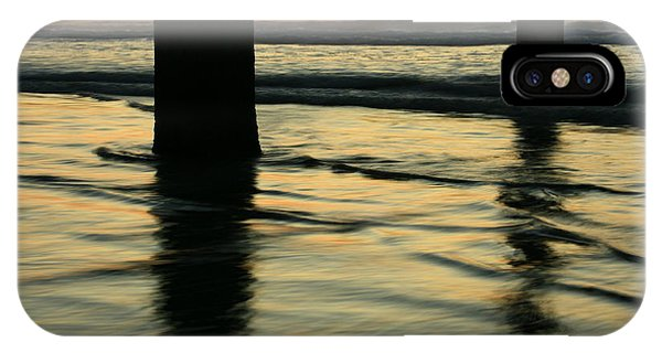 La Jolla Shores Sunset IPhone Case