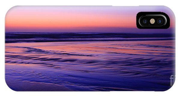 La Jolla Shores Twilight IPhone Case
