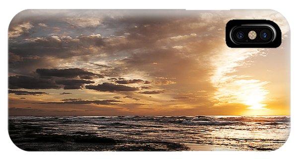 La Jolla Sunset 4 IPhone Case