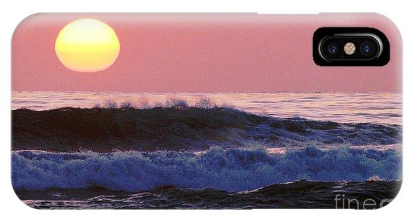 La Jolla Waves IPhone Case