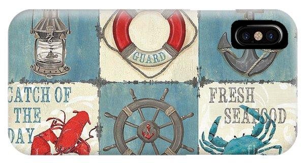 La Mer Collage IPhone Case