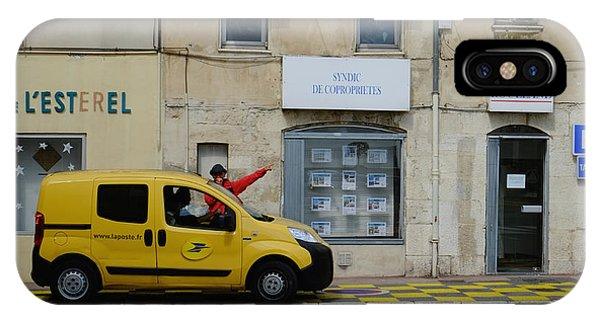 La Poste France IPhone Case