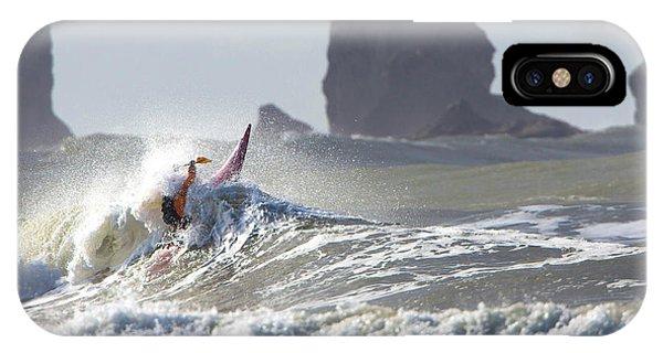 La Push Pummel And Sea Stacks IPhone Case