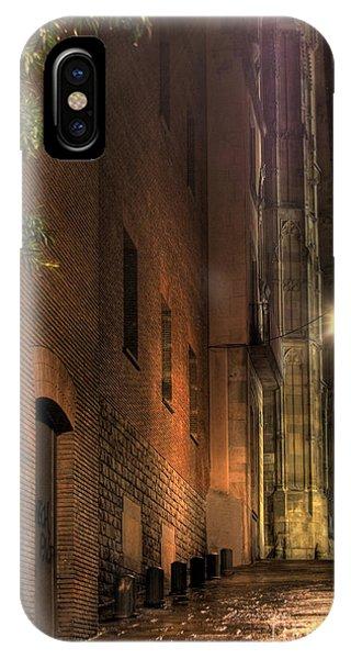 La Rambla IPhone Case