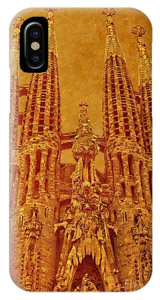 La Sagrada Familia IPhone Case