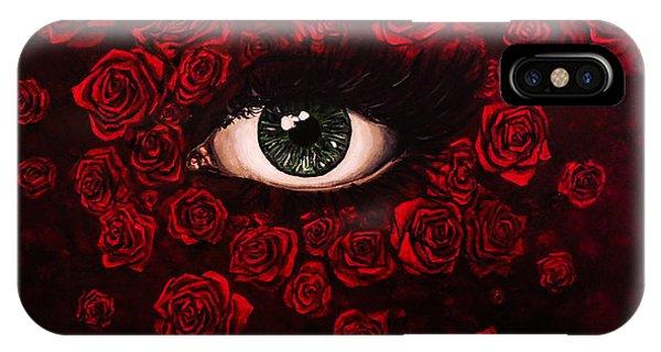 La Vie En Rose IPhone Case