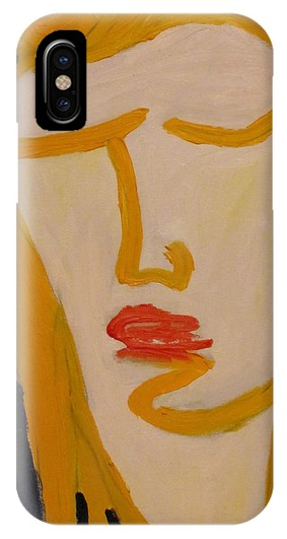 L.a. Woman IPhone Case