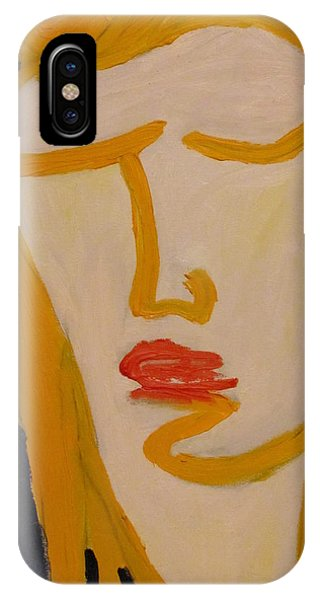 L.a. Woman IPhone Case