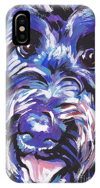 Labra Doodly Do IPhone Case