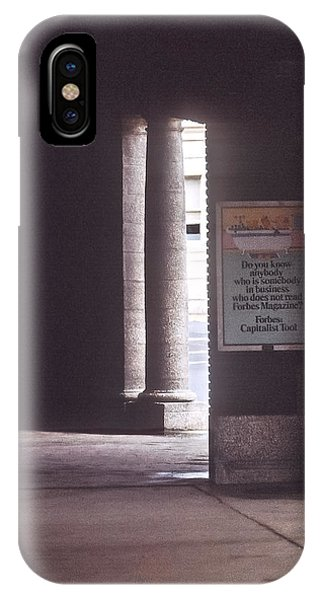 Lackawanna Station IPhone Case