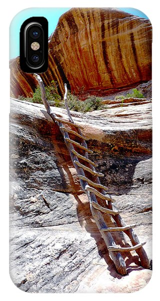 Ladder To Sipapu IPhone Case