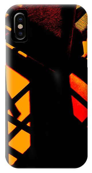 Ladderback Flamenco IPhone Case