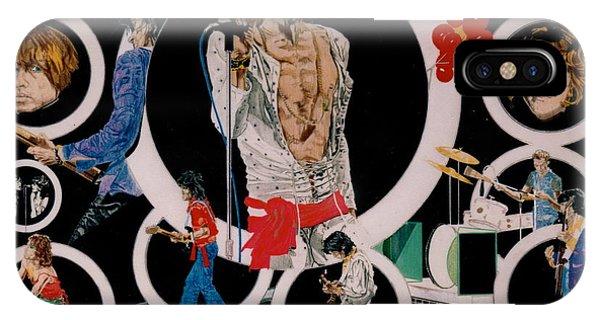 Ladies And Gentlemen - The Rolling Stones IPhone Case