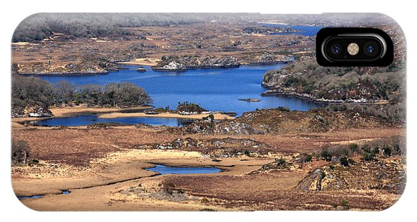 Ladies View Killarney National Park IPhone Case
