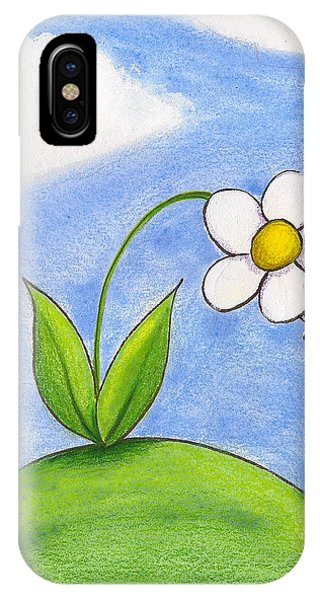 Lady Bug Love Phone Case by Christy Beckwith